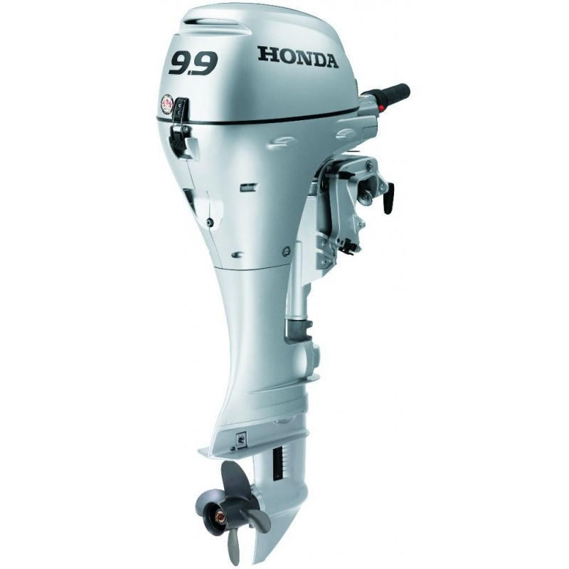 Honda BF 9.9 DK2 LHS1 Uzun Şaft Marşlı Deniz Motoru