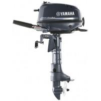 Yamaha F6 CMHL Uzun Şaft İpli Deniz Motoru