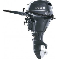 Yamaha F15 CMHS Kısa Şaft İpli Deniz Motoru