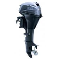 Yamaha F20 BEL Uzun Şaft Marşlı Deniz Motoru