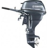 Yamaha F25 DMHS Kısa Şaft İpli Deniz Motoru