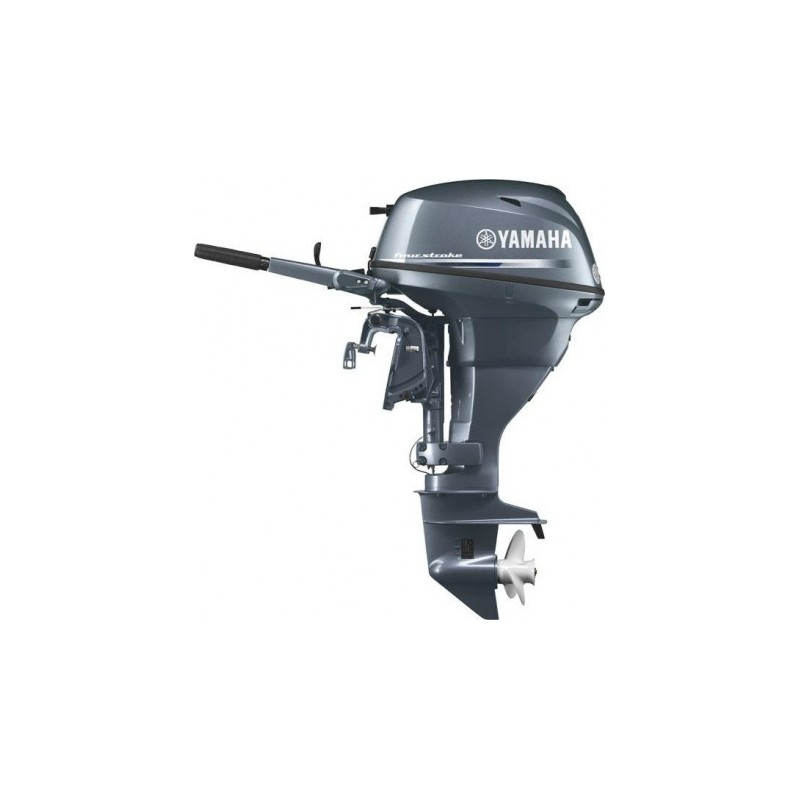 Yamaha F25DMHS Kısa Şaft İpli Deniz Motoru