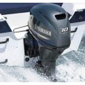 Yamaha F30BETL Uzun Şaft Marşlı Deniz Motoru