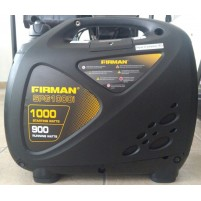 Firman SPG1000İ Whisper Çanta Tipi 1 kVa Jeneratör
