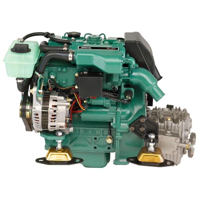 Volvo Penta D1-30 Dizel Deniz Motoru