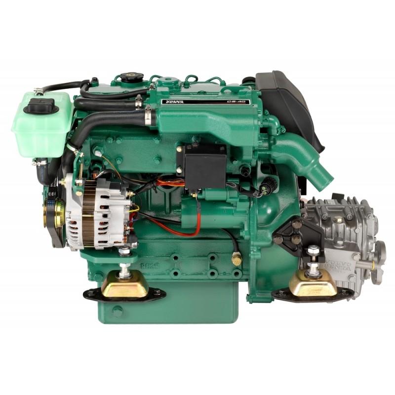Volvo Penta D2-40 Dizel Deniz Motoru