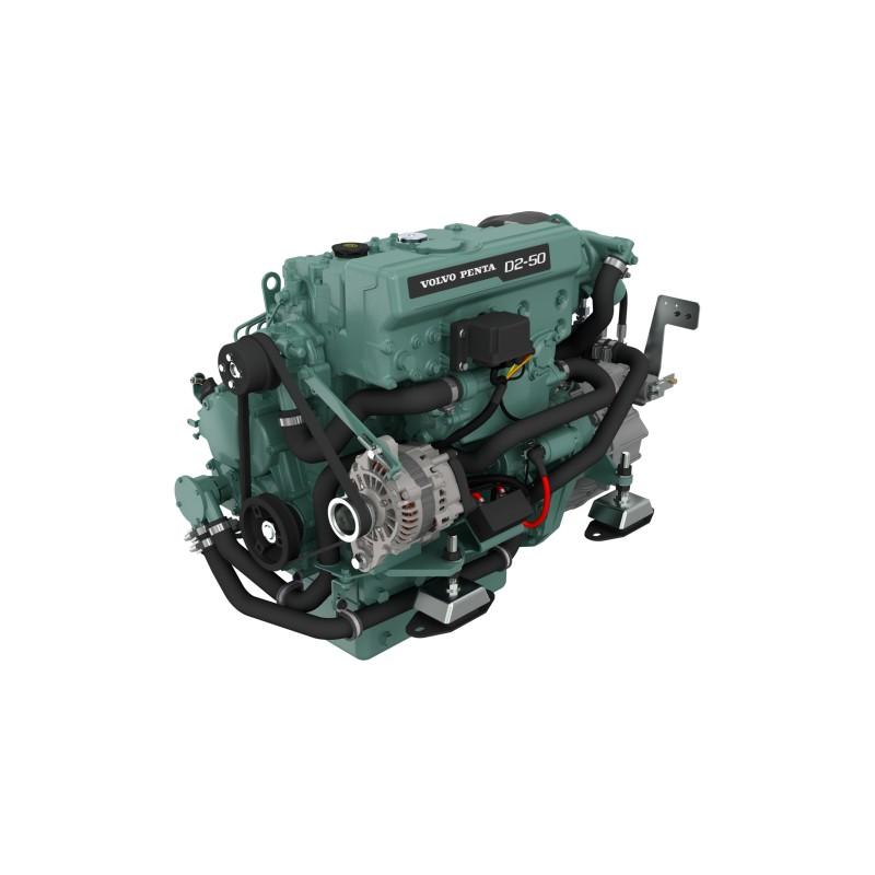 Volvo Penta D2-50 Dizel Deniz Motoru