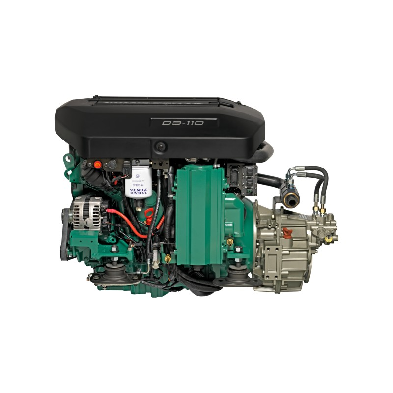 Volvo Penta D3-110 Dizel Deniz Motoru