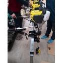Tomking 1.5 HP 4 Zamanlı Kısa Şaft Motor