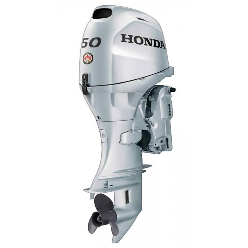 Honda BF 50 DK4 LRTU R/C Uzun Şaft Marşlı Deniz Motoru