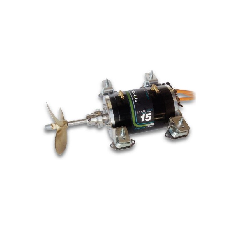 Bellmarine DriveMaster Ultimate 3-50 Elektrikli İçten Takma Deniz Motoru