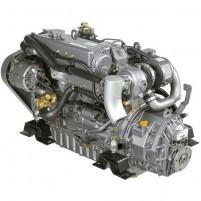 Yanmar 4JH4-TE 75 HP Mekanik Şanzıman Dizel Deniz Motoru