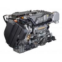 Yanmar 4JH110 110 HP Mekanik Şanzıman Common Rail Dizel Deniz Motoru