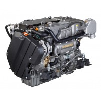 Yanmar 4JH110 110 HP Hidrolik Şanzıman Common Rail Dizel Deniz Motoru