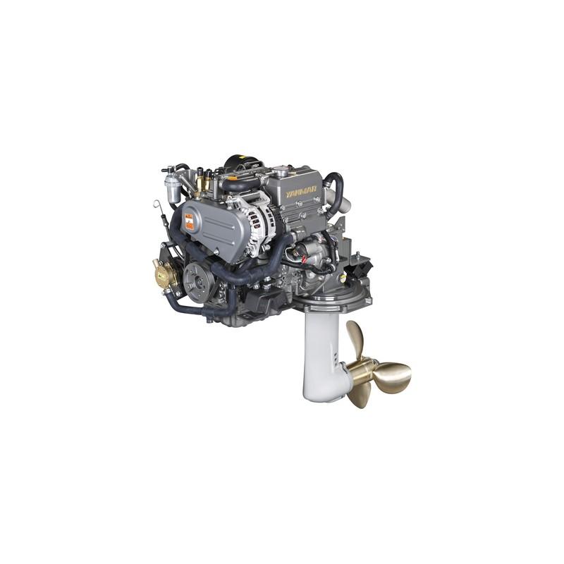 Yanmar 3JH5CE-SD60 39 HP Sail Drive Kuyruklu Dizel Deniz Motoru