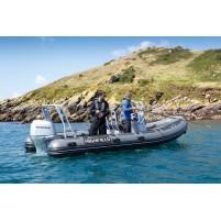 Highfield Ocean Master 590 Alüminyum Taban Şişme Bot