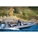 Highfield Patrol 660 Alüminyum Taban Şişme Bot
