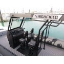 Highfield Patrol 860 Alüminyum Taban Şişme Bot
