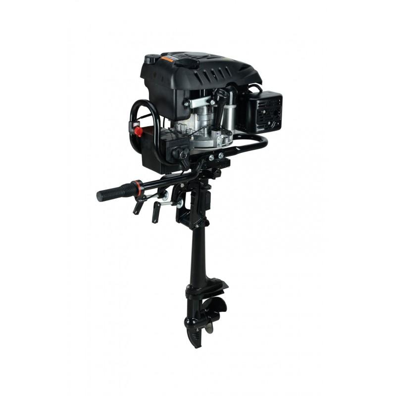 Tomking Marşlı 7 HP 4 Zamanlı Kısa Şaft Motor