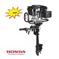 Tomking 5.5 HP Honda 4 Zamanlı Kısa Şaft İpli Motor