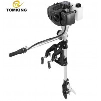 Tomking 2 Zamanlı 3.5 HP Kısa Şaft Motor