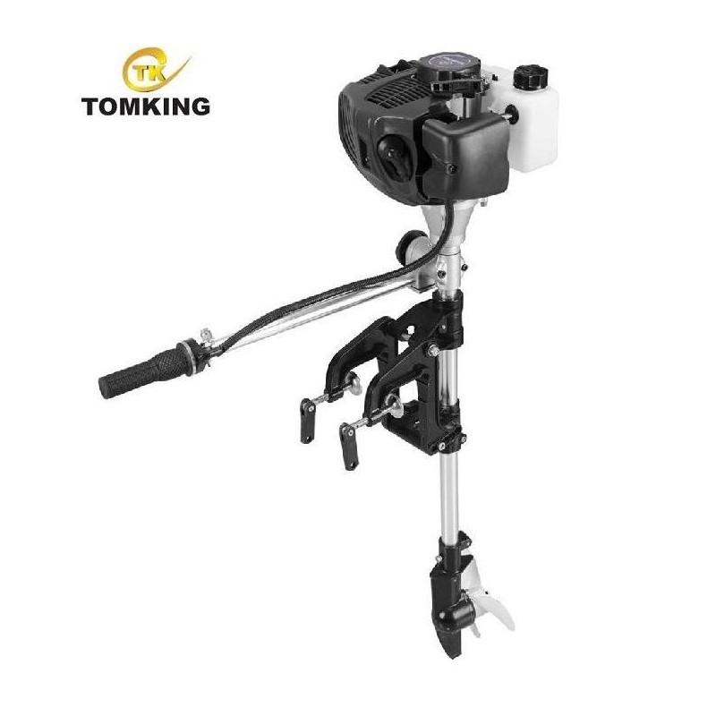Tomking 2 Zamanlı 3.5 HP Uzun Şaft Motor