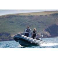 Highfield Ocean Master 460 Konsollu+Rollbarlı Alüminyum Taban Şişme Bot