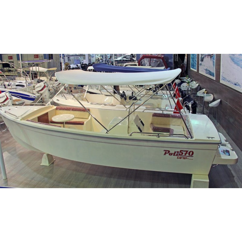 Safter Poly 570 Outboard Tekne