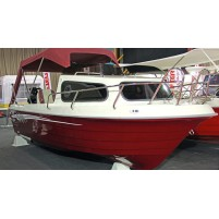 Safter 500 Yarım Kamaralı Tekne