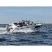 AMT 210 DC + Honda Bf 200 Tekne