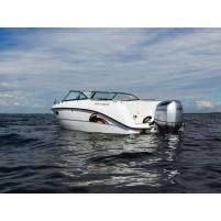 AMT 230 DC + Honda Bf 150 Tekne