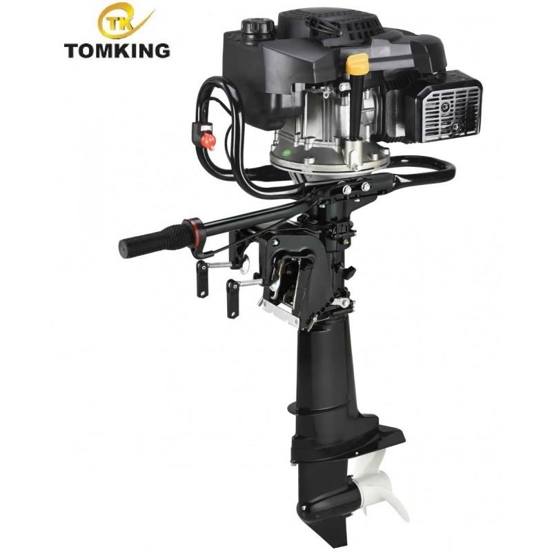 Tomking TK225F 7.5 HP 4 Zamanlı İpli Motor