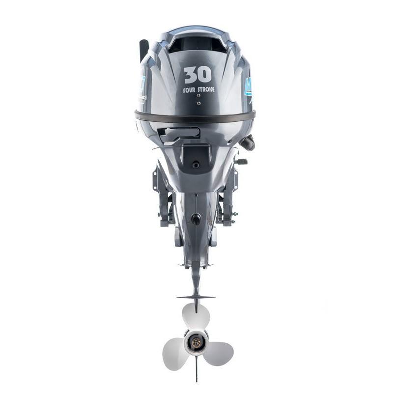 Mikatsu MF30FHS 30 HP Kısa Şaft Marşlı Deniz Motoru