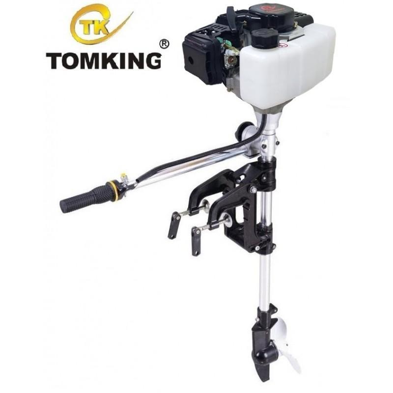 Tomking 2 Zamanlı 2 HP Kısa Şaft Motor 520B