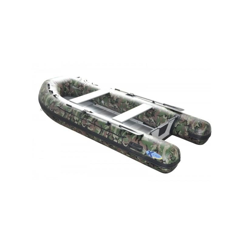 X-Cape Alüminyum Tabanlı Katlanabilir Şişme Bot-300 cm