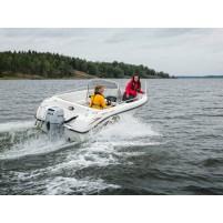 AMT 160 R + Suzuki DF 40 Tekne