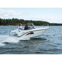 AMT 160 R + Suzuki DF 50 Tekne