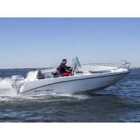AMT 190 R + Suzuki DF 100 Tekne