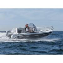 AMT 175 BRF + Suzuki DF 50 Tekne