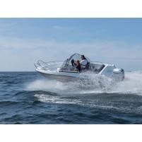 AMT 175 BRF + Suzuki DF 60 Tekne