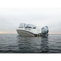 AMT 175 BRF + Suzuki DF 70 Tekne