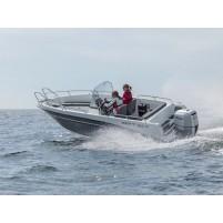AMT 190 RF + Suzuki DF 80 Tekne
