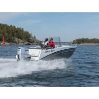 AMT 190 RF + Suzuki DF 100 Tekne