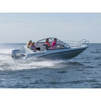 AMT 190 BRF + Suzuki DF 70 Tekne