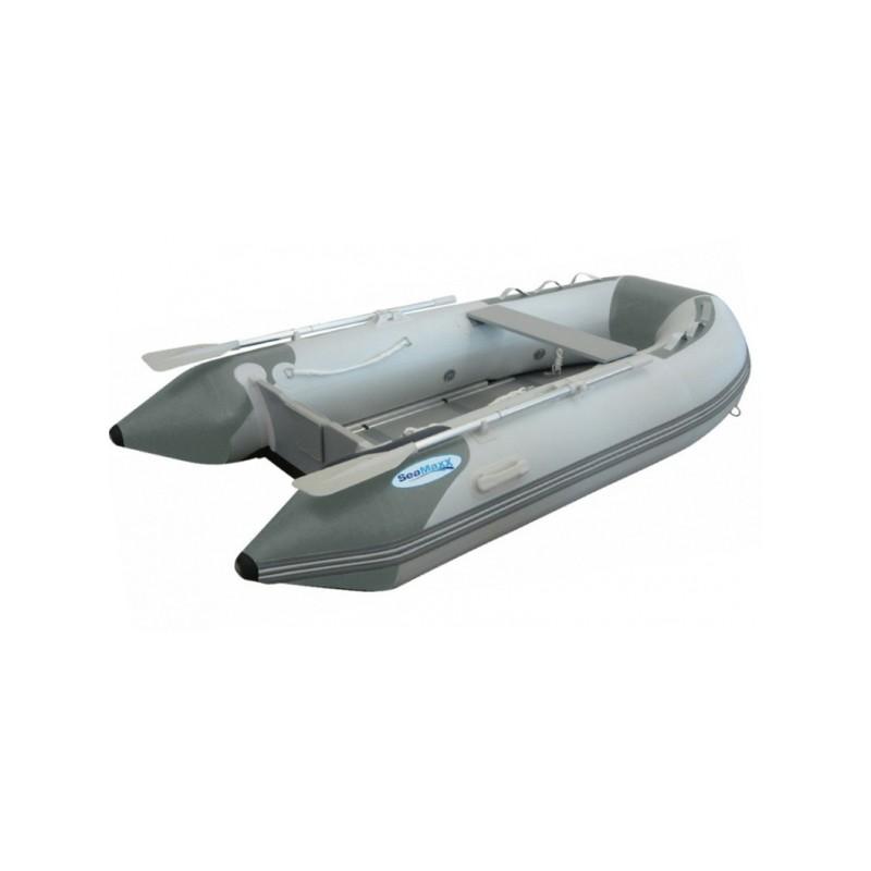 Seamaxx Ahşap Tabanlı Katlanabilir Şişme Bot-240 cm