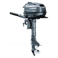 Yamaha F6 CMHS Kısa Şaft İpli Deniz Motoru