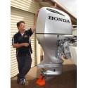 Honda BF 250 D URU XX Uzun Şaft Marşlı Deniz Motoru