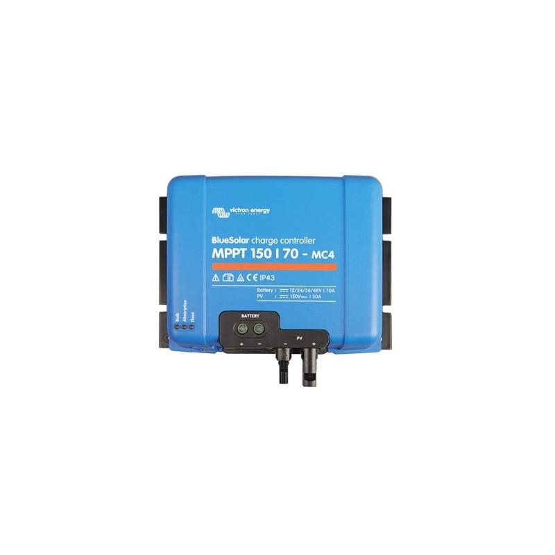 BlueSolar MPPT 150/70-MC4 (12/24/48V-70A) Şarj Kontrol Paneli