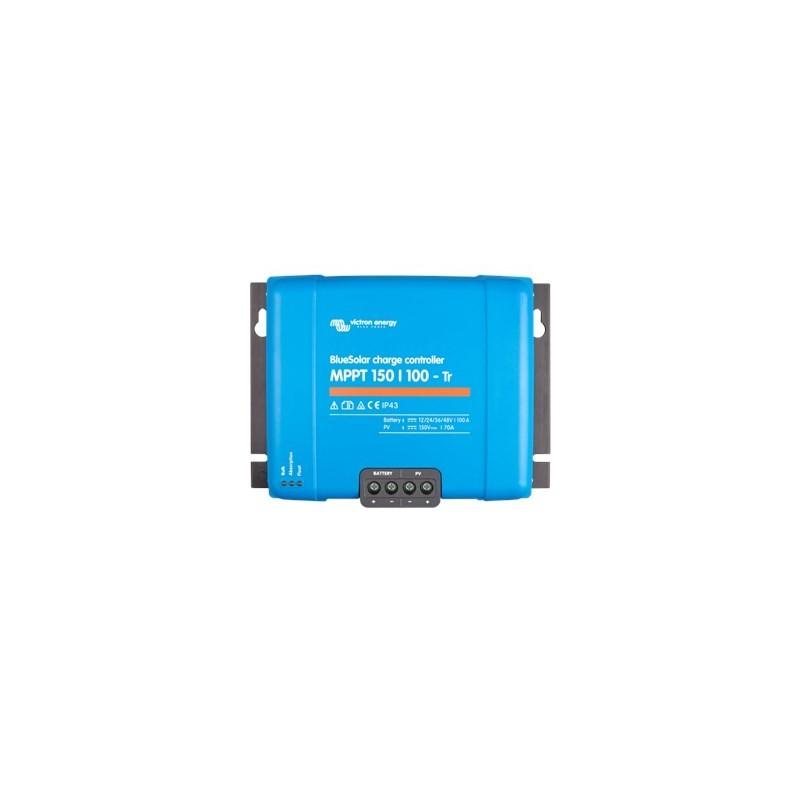 BlueSolar MPPT 150/100-MC4 (12/24/48V-100A) Şarj Kontrol Paneli