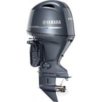 Yamaha F115 BETX Uzun Şaft Marşlı Deniz Motoru